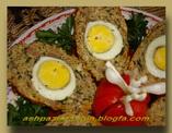 رولت گوشت وتخم مرغ