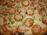 پيتزاي سوسيس